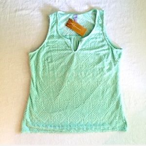 Francesca's Collections Tops - Francesca's mint green tank L NWT
